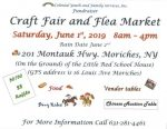 Craft Fair and Flea Market @ Little Red School House | Moriches | New York | United States